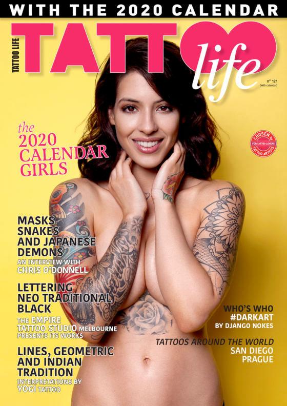 Las 5 mejores revistas de tatuajes en 2020 (I)