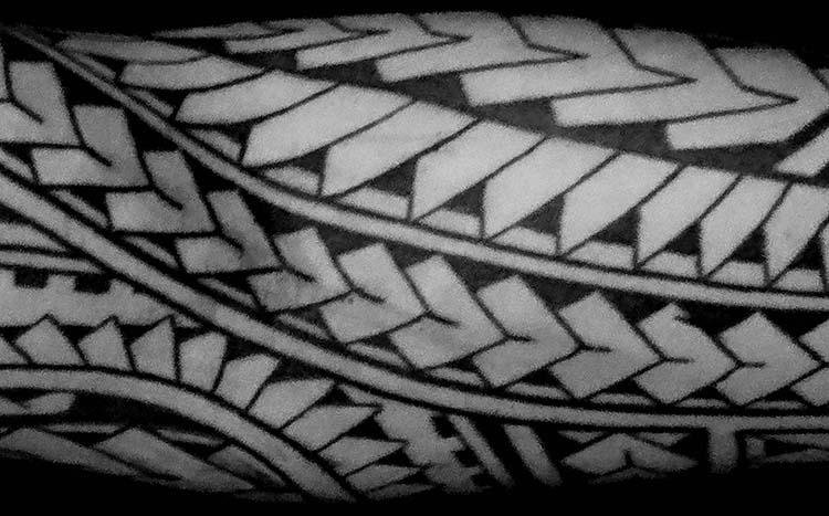 tattoo polinesio