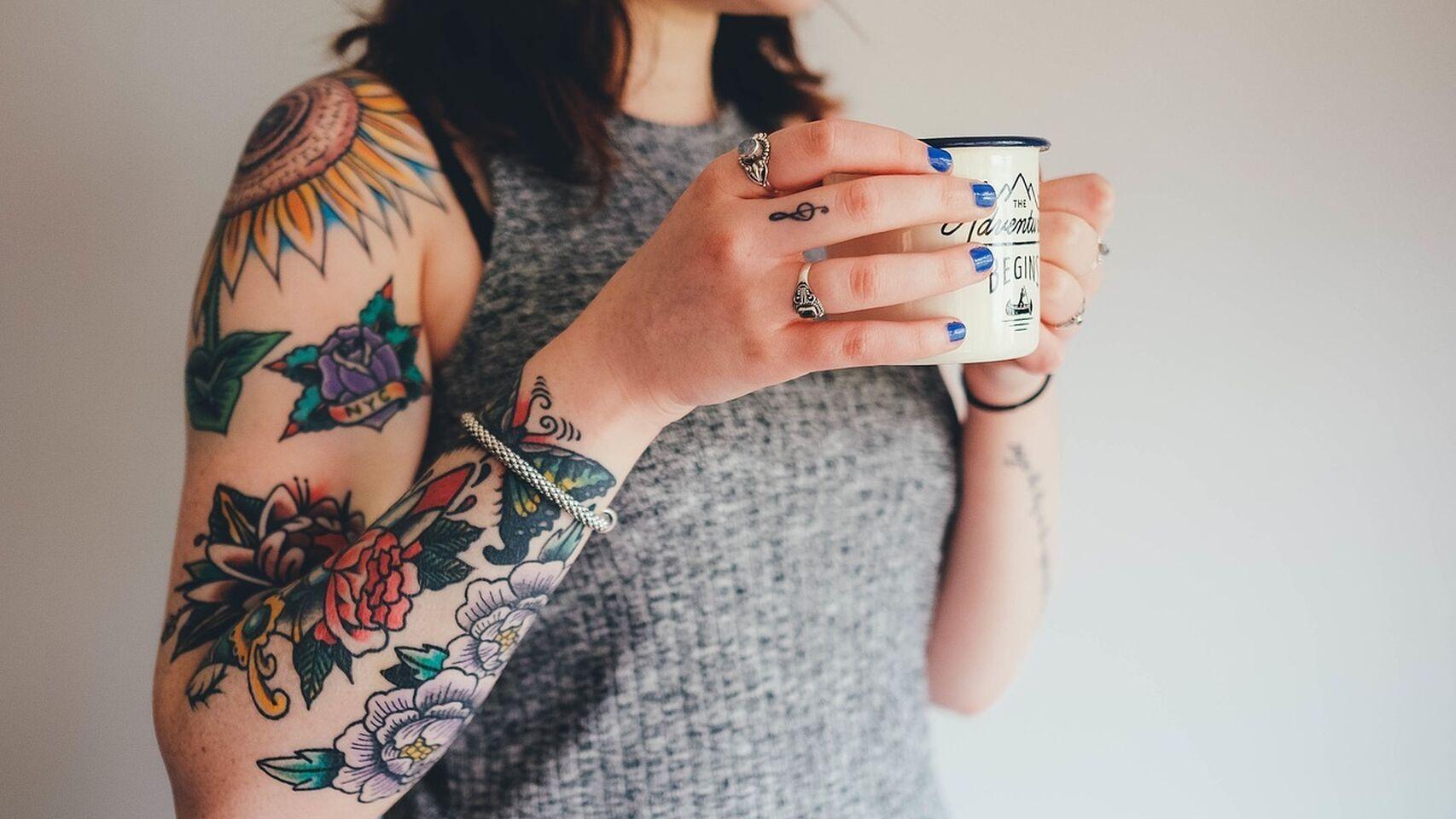 tips para cuidar tatuajes