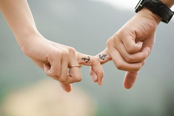 tatuaje pareja