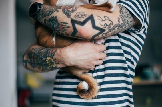 Partes para tatuarse